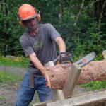 Daniel Godliman - owner of DG Firewood