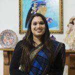 Sharmistha owner of Sharmi's Kitchen