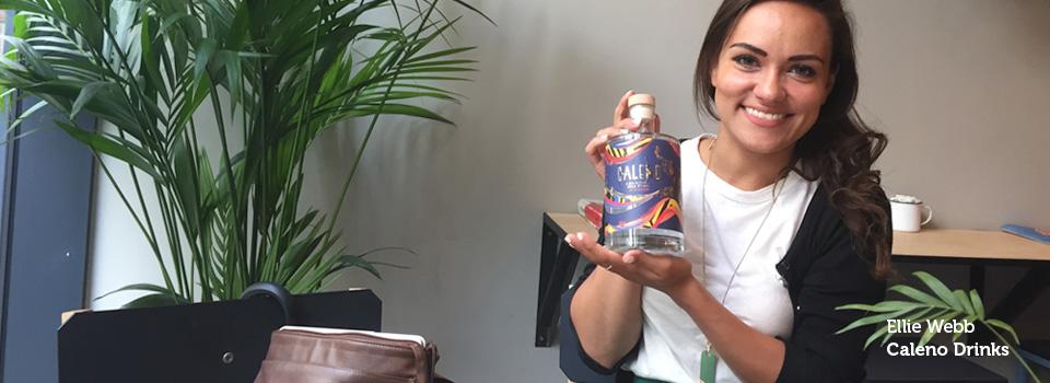 Ellie Webb - Caleno Drinks