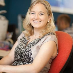 Donna Morcom, founder of Sekoya Specialist Employment Services